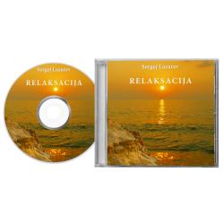 S.N. Lazarev: Relaksacija (cd) - audio fajl