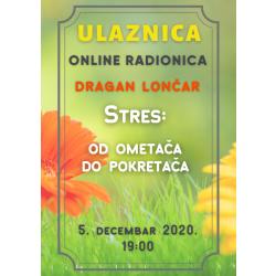 Stres: od ometača do pokretača - 5.12.2020.