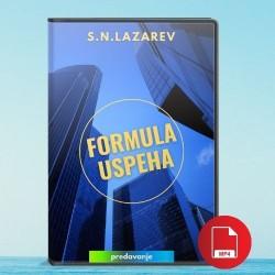 S.N. Lazarev: Formula uspeha (dvd) - video fajl