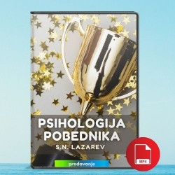 S.N. Lazarev: Psihologija pobednika (dvd) - video fajl