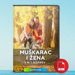 S.N. Lazarev: Muškarac i žena (dvd) - video fajl