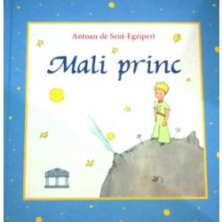 MALI PRINC - Antoan de Sent-Egziperi
