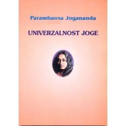 UNIVERZALNOST JOGE - Paramhansa Jogananda