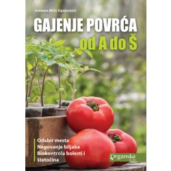 Gajenje povrća od A do Š