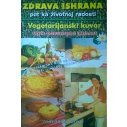 Vegetarijanski kuvar - Grbić Jadranka
