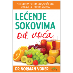 Lečenje sokovima od voća - dr Norman Voker
